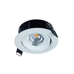 LED alasvalo P-007MW2030 7W dim-to-warm 2000K-2800K